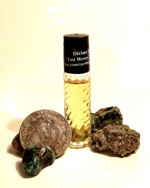Fast Money Anointing Oil, Divine Directions